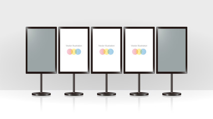 Digital signage (Display devices)