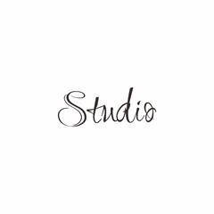 studio logo vector