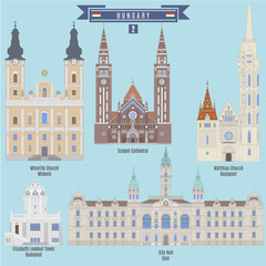 Famous Places in Hungary