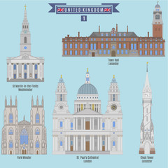 Famous Places in United Kingdom