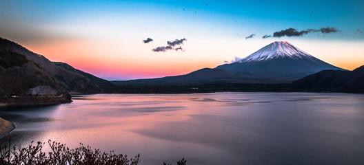 Lake Motosu, Fuji Five Lakes