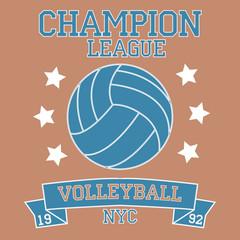 New york fashion Volleyball