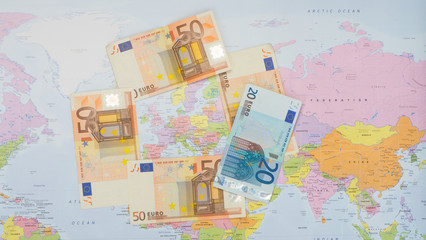The EU economy is in the concept