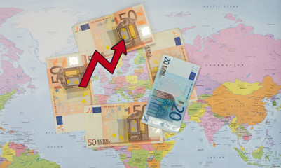 The growth of the EU economy