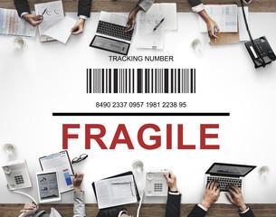 Fragile Caution Handle Care Breakable