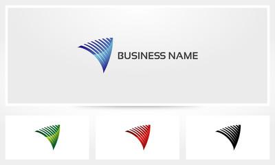 Arrow Triangle Logo