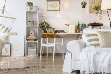 Apartment for freelancer