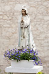 Statue of Holy Mary