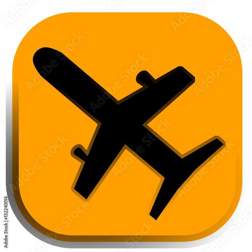 Flight Departure Vector Icon