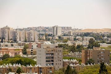 Beersheba, modern houses