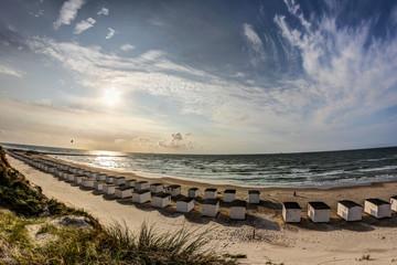 Plaża w danii