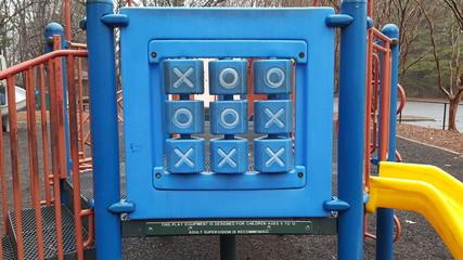 Playground tic tac toe