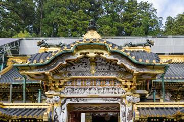 Toshogu shrine in Nikko