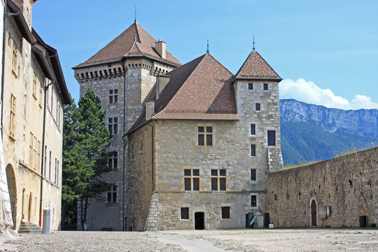 Annecy Castle, France