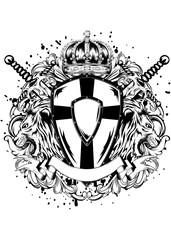 leons swords board corona