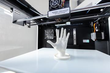 3d printing in progress