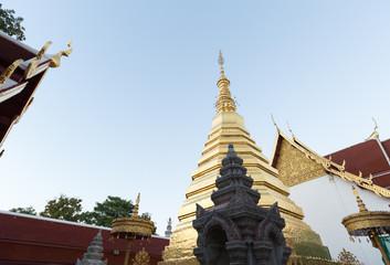 Wat Phra That Cho Hae at Phare, Thailand