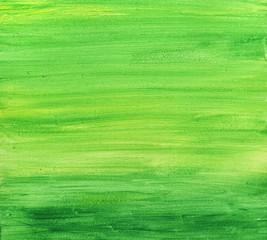 Green art background