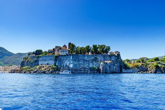 Lipari, Port of Lipari