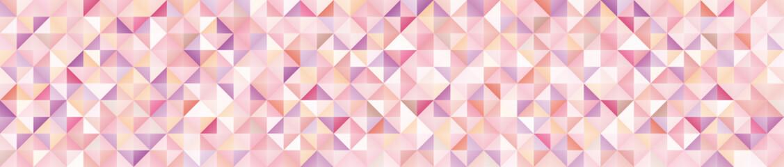 背景 パノラマ 菱形模様