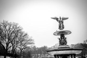 Central Park Angel