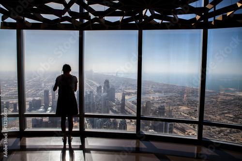 Burj Khalifa Interior View Stock Photo And Royalty Free