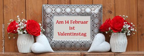 am 14 februar ist valentinstag stockfotos und. Black Bedroom Furniture Sets. Home Design Ideas