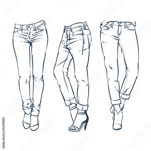 jean shorts clip art black and white 31216 vizualize