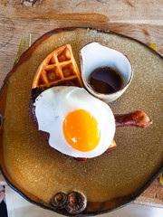 Duck and Waffle, London