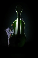 Cello Koffer Carbon