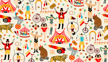 Circus collection.