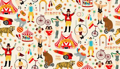 Circus collection.