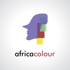 africa colour logo
