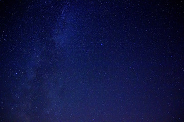 The starry sky of Moscow