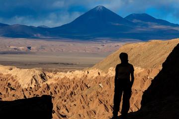 Death Valley. Desert of Atacama, Chile.