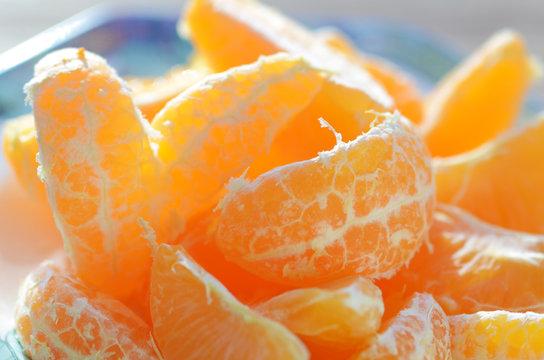 Clementinen zum Frühstück