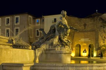 Freddo gelate Roma