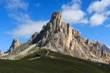 monte Ra Gusela - Passo Giau, Colle Santa Lucia (Dolomiti)