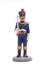 tin soldier Officer Grenadier Company Line Infantry Regiment, 18