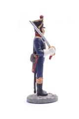 tin soldier Officer Grenadier Company Line Infantry Regiment, 18