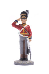 tin soldier squaddie of the 2nd Royal North British Dragoons, 18