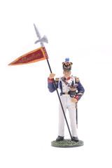 tin soldier 2nd orlonosets 46th Regiment of Line Infantry,1813 I