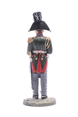 tin soldier Suites General of His Imperial Majesty's Quartermast
