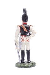 tin soldier Ober-officer of the Life Guards Regiment, 1812 Isola