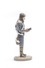 Tin Soldier Lieutenant in flight form , Air Force, 1936-43 isola