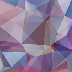 Abstract geometric style brown background. Purple business background Vector illustration