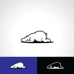 icon logo  bear love