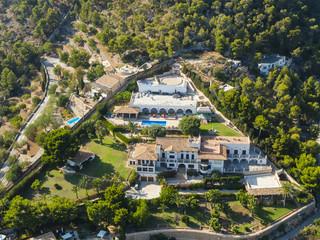 Luxusvillen Costa d'en Blanes, Mallorca, Balearen, Spanien