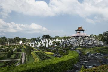 Национальный парк Нонг Нуч. Тайланд