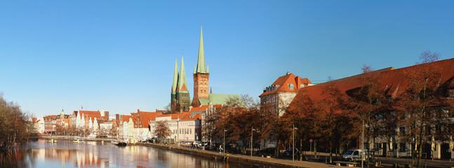 Hansestadt Lübeck Panorama